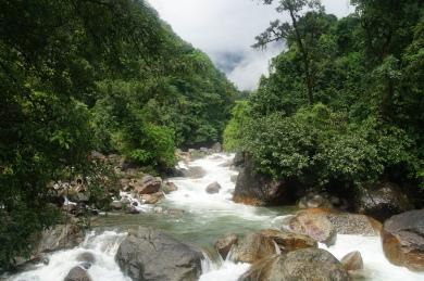 Shillong River